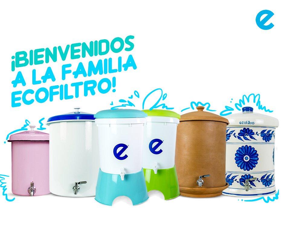 Ecofiltro Product Line