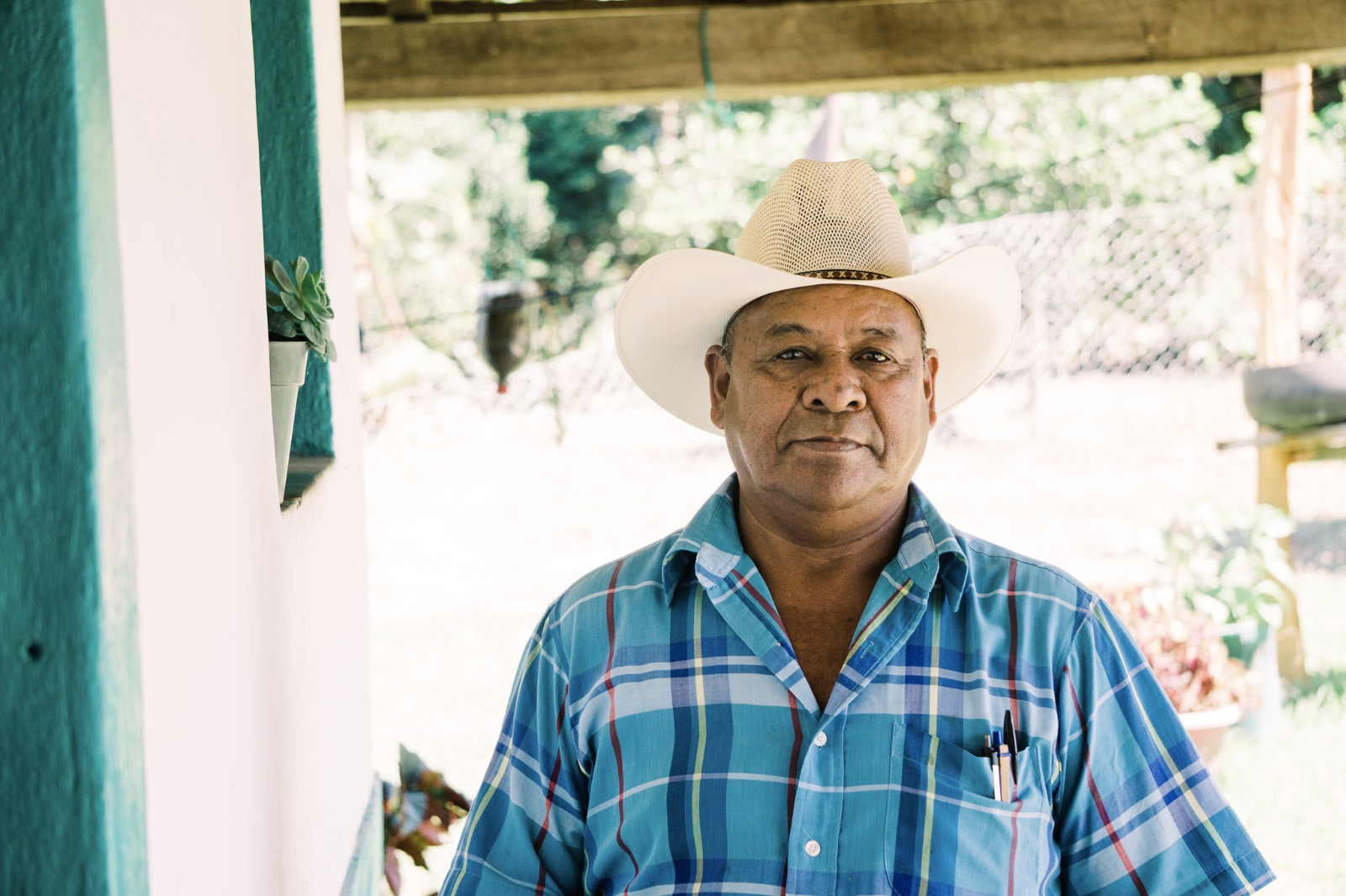 """- """"The national forest authority is more aligned with cutting the forest. It's more lucrative for their business relationships, for the government. But not for the people. We need to prepare the people, teach them, that this is what's happening.""""- Don Andrés Solorzano, Former President, Honduran Federation of Agroforestry Cooperatives"""