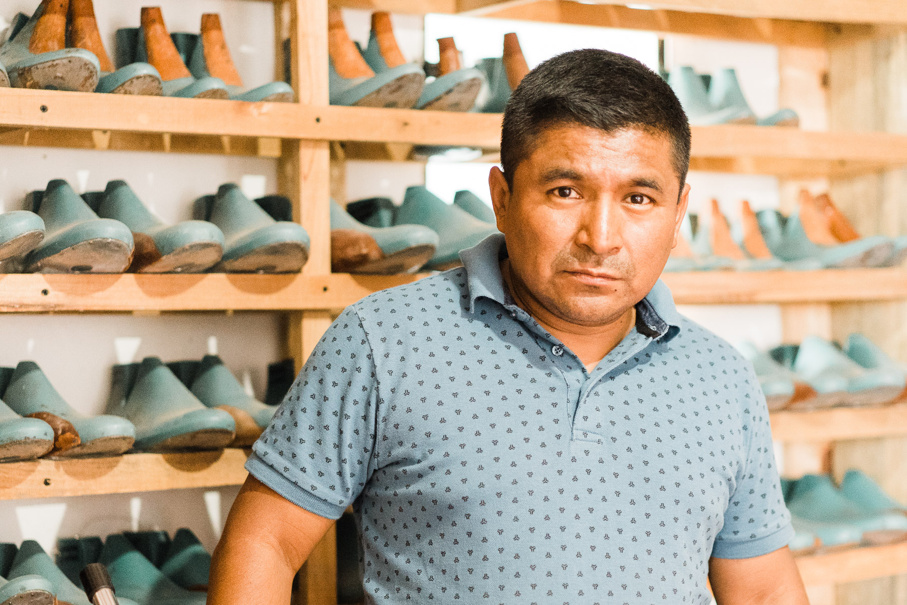 a town of cobblers - Adelante Shoe Co