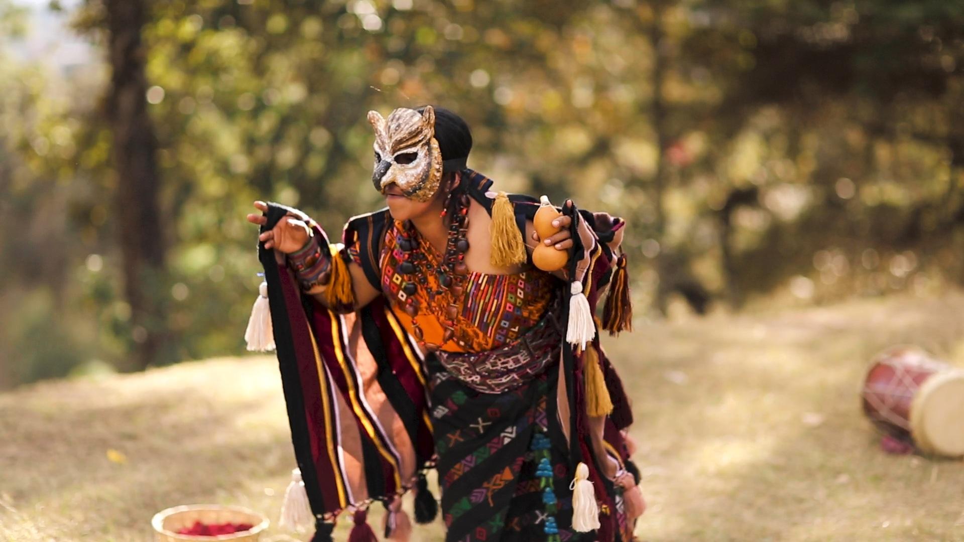 Our Language is our Art - Moloj Wa'ix Ejqalem