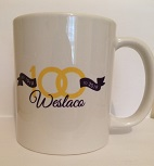 12 Ounce Coffee Mug - $6.00