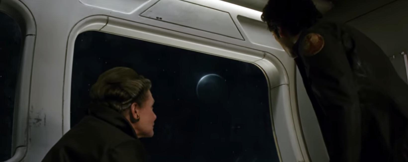 """""""See that planet?"""" -- """"Yeah."""" -- """"Well damn, there goes my plan then."""""""