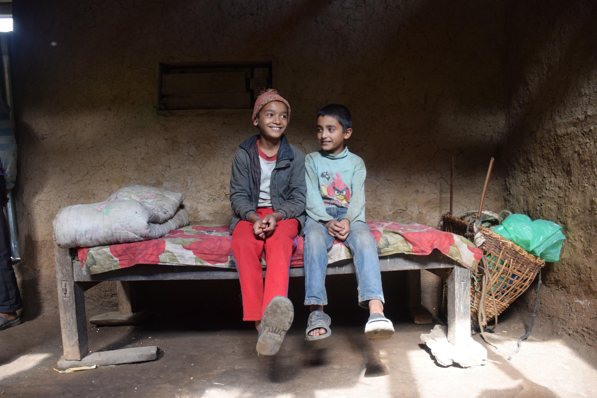 Anuj & Anesh -