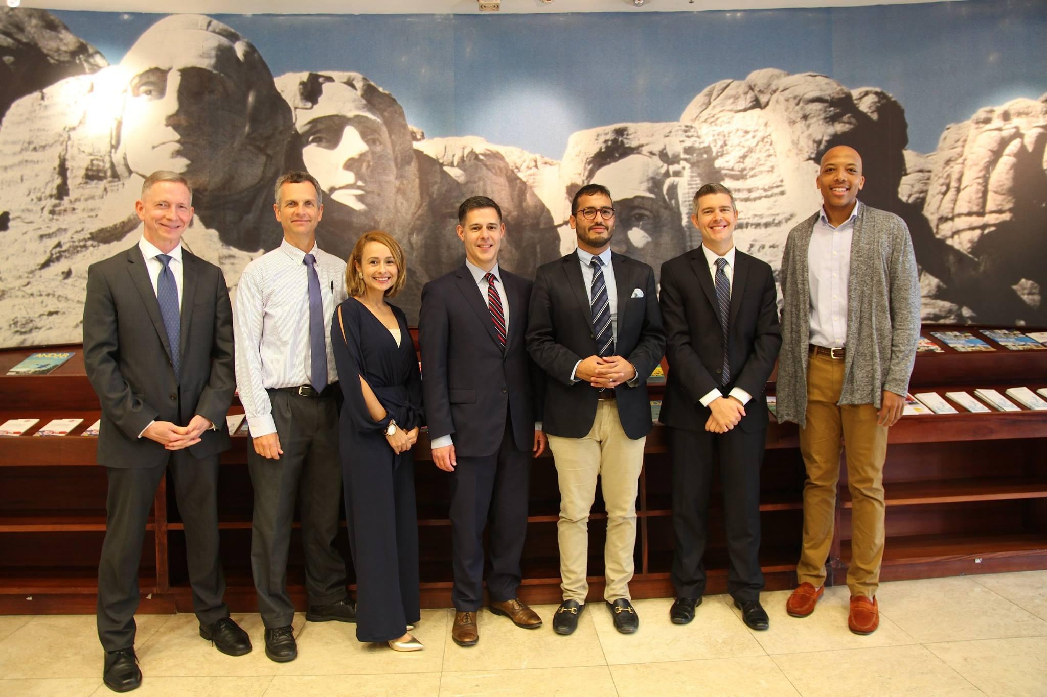Herman-Duarte-John-Corvino-Eric-Catalfamo-Embajada-USA-Costa-Rica