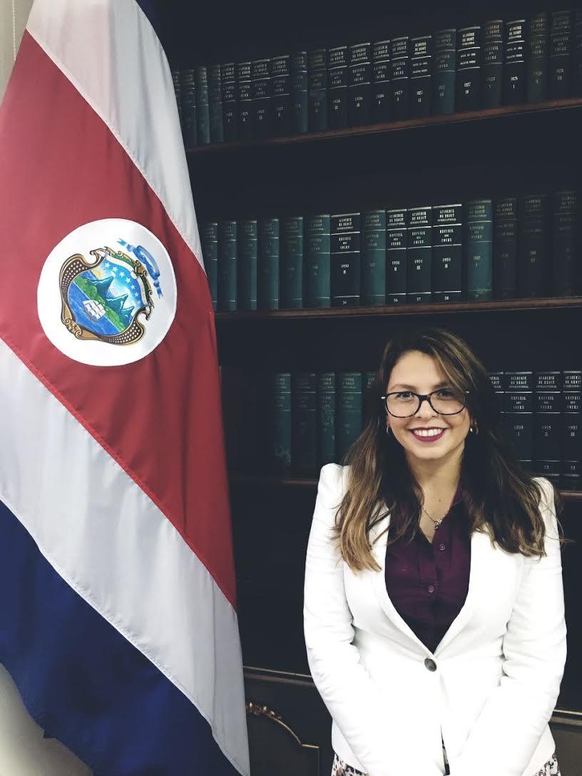 Elizabeth Jiménez Mora, Presidenta de ACODI