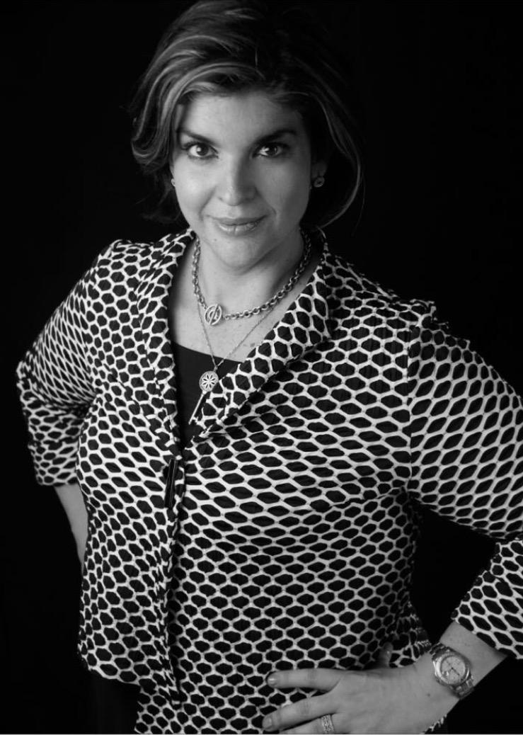 Maria Auxiliadora Alfaro, presidenta filial de Heredia del Colegio de Abogadas y Abogadas de Costa Rica