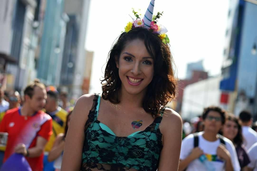 Victoria Elizabeth Rovira, Estudiante de la ULACIT