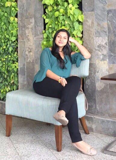 Eliana Quimbayo Bolaños, presidenta de la Asociación Estudiantes de Derecho Universidad de Costa Rica