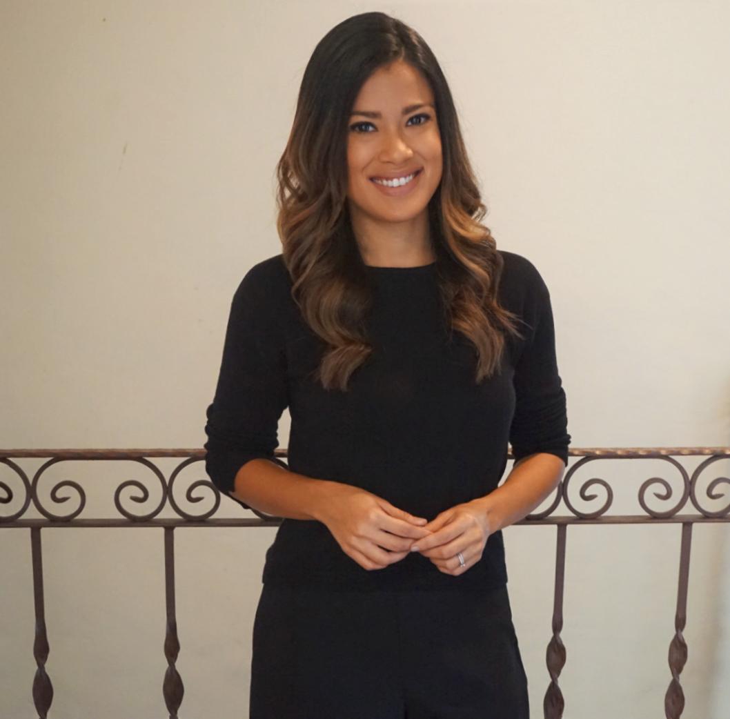 Cindy Regidor, Maestra de Ceremonías