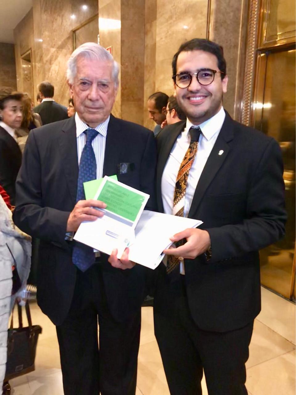 Mario-Vargas Llosa-Herman-Duarte