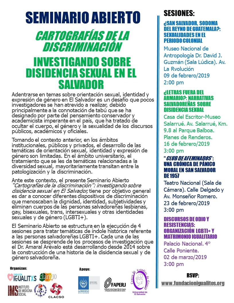 seminario-abierto-Amaral-Arevalo-Historia-Diversidad-Sexual-El-Salvador