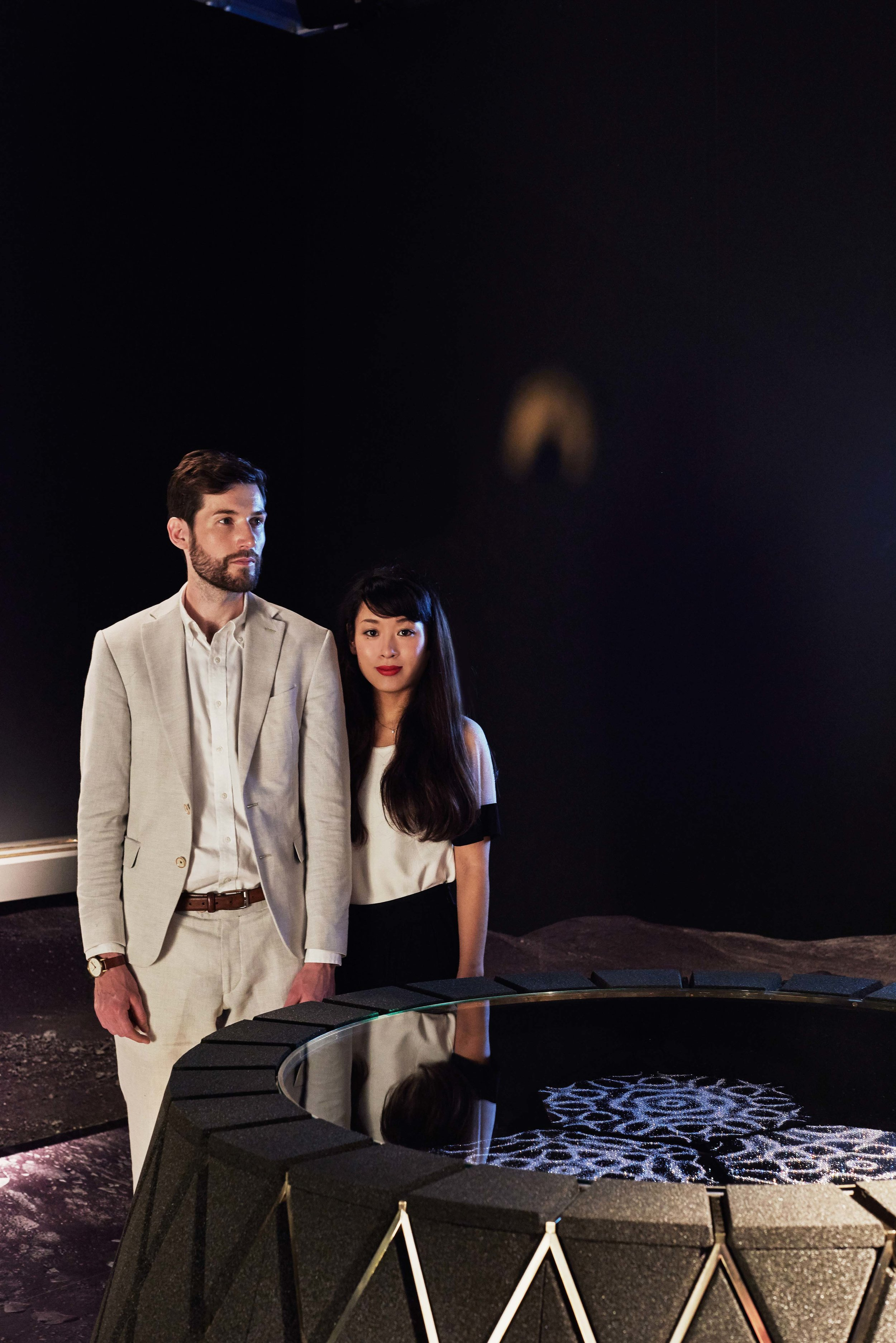 - Studio Swine was founded in 2011 by British designer Alexander Groves and Japanese architect Azusa Murakami. The couple run the small design studio based in London.