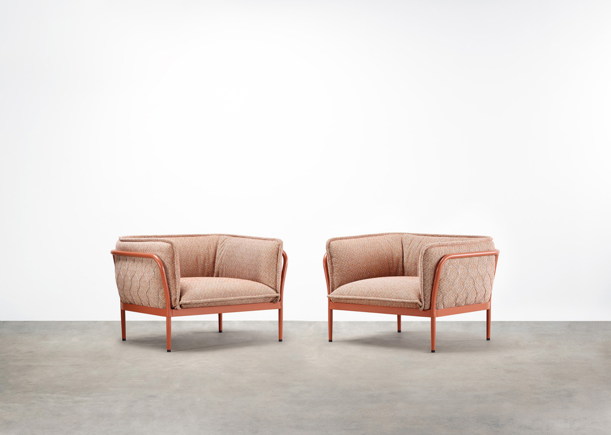 TAIT  Trace Armchair