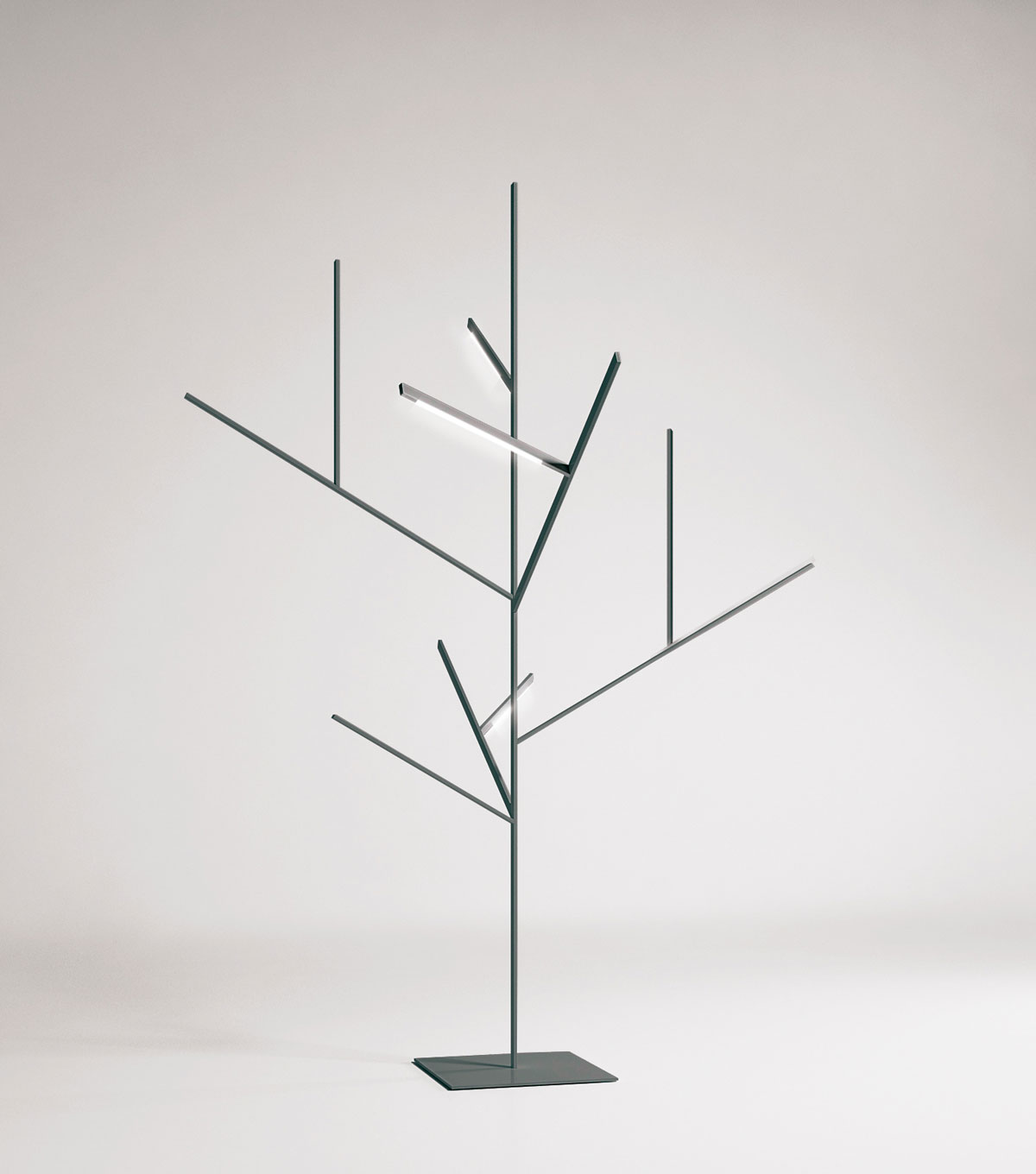 GANDIABLASCO‭  ‬Blau Outdoor Tree Lamp