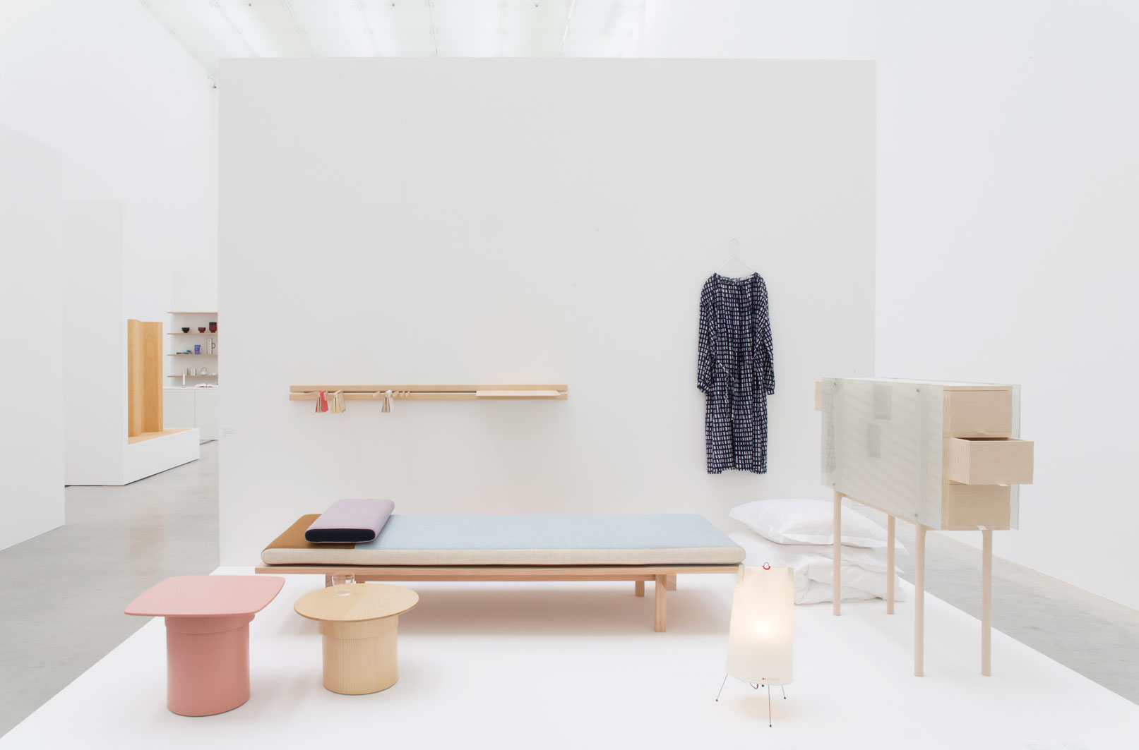 """Last autumn, Cecilie was the co-curator of the exhibition """"Everyday Life $ع Signs Of Awareness"""" at the 21st Century Museum of Contemporary Art Kanazawa on the occasion of the 150th anniversary of the relationship between Japan and Danemark."""