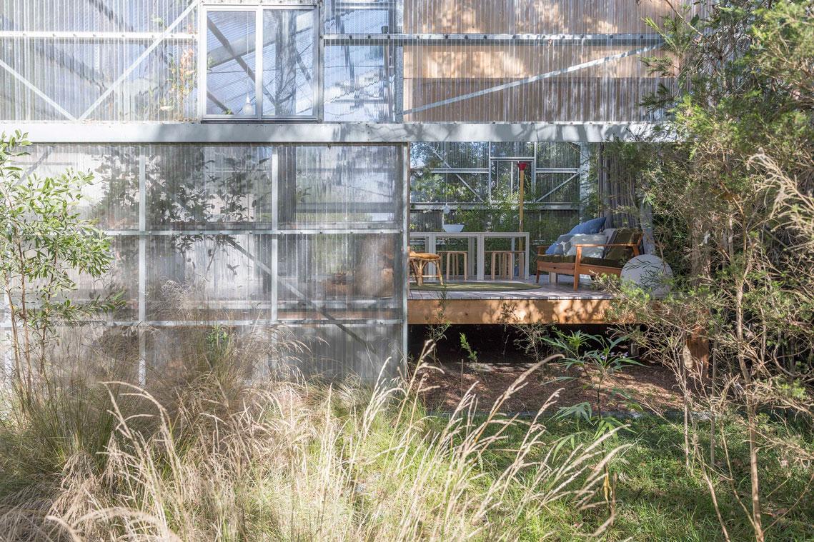 Ground (Garden House), 2018 – Westernport, Victoria, Australia.