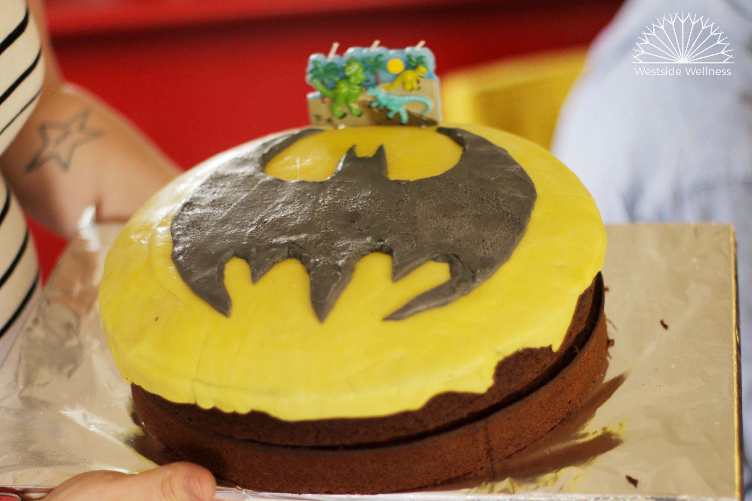 Batman beetroot cake.jpg