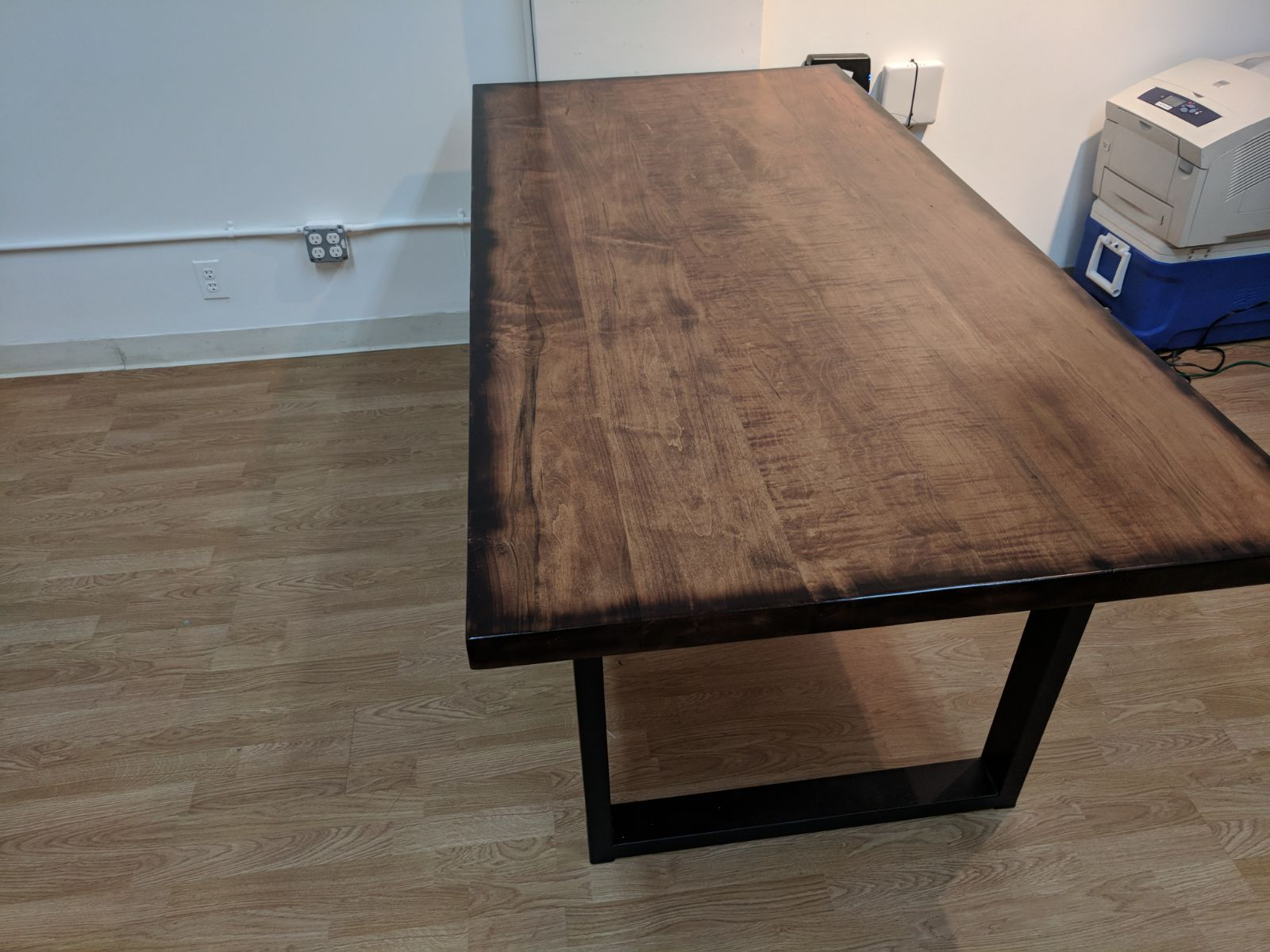 Custom wood conference tables in NJ CT PA LI NY