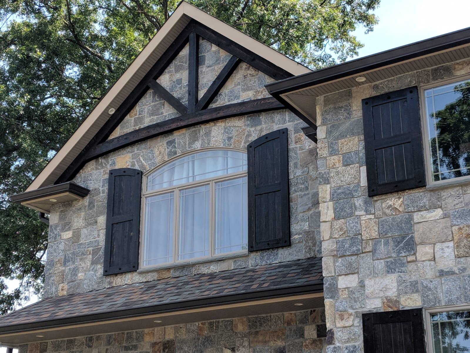 Custom cedar shutters, Pergolas NJ NY CT PA LI