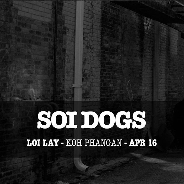 #SOIDOGS @ #LoiLay