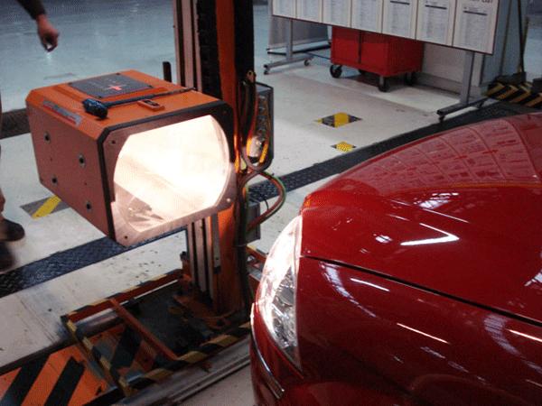 Headlight Focusing - For NCT