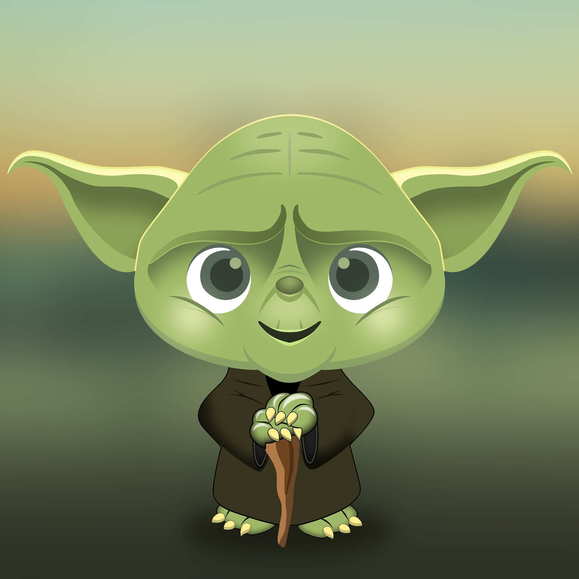 If Yoda could lift Luke's X-Wing out of a swamp with his mind, I think you can use it to lift a small dumbbell.