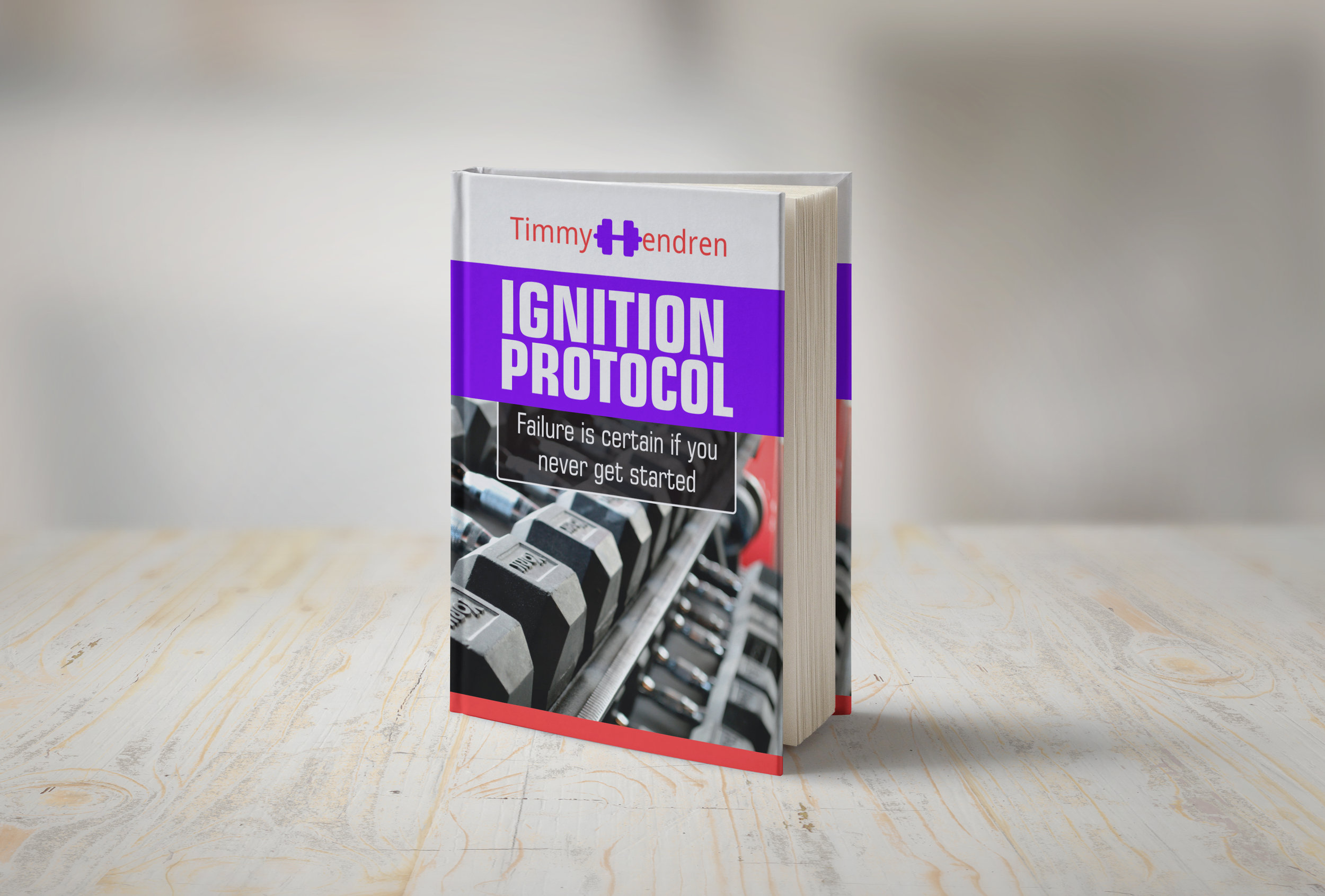 Ignition Protocol: Available now on Amazon, click the pic for details!