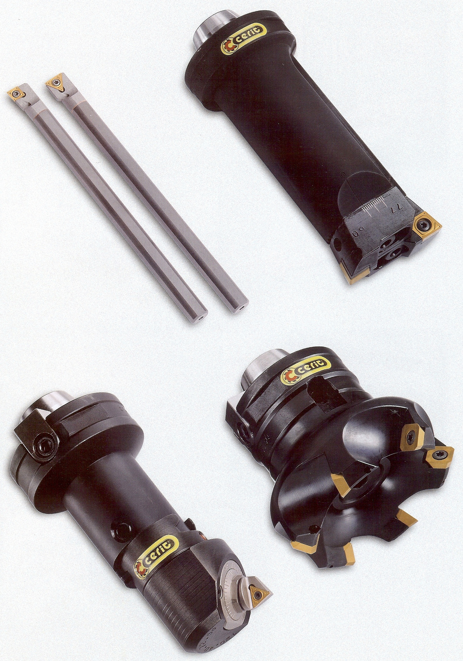 Spindle Tooling - Stocdon carry a huge range of Spindle Tooling systems, from our own label Integra, to Cerit and Modular systems.