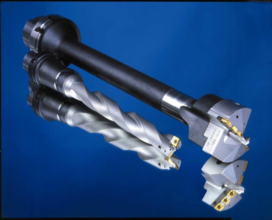 POWERBORE - Available as standard for depths of up to 6 x D or bespoke solutions on request. Designed for large bore diameters from 39mm - 140mm, and requiring low power versus alternative tools that bore to the same diameters.The KSB cartridge head uses indexable inserts and the modular design is perfect for a variety of bore depths and machine types.