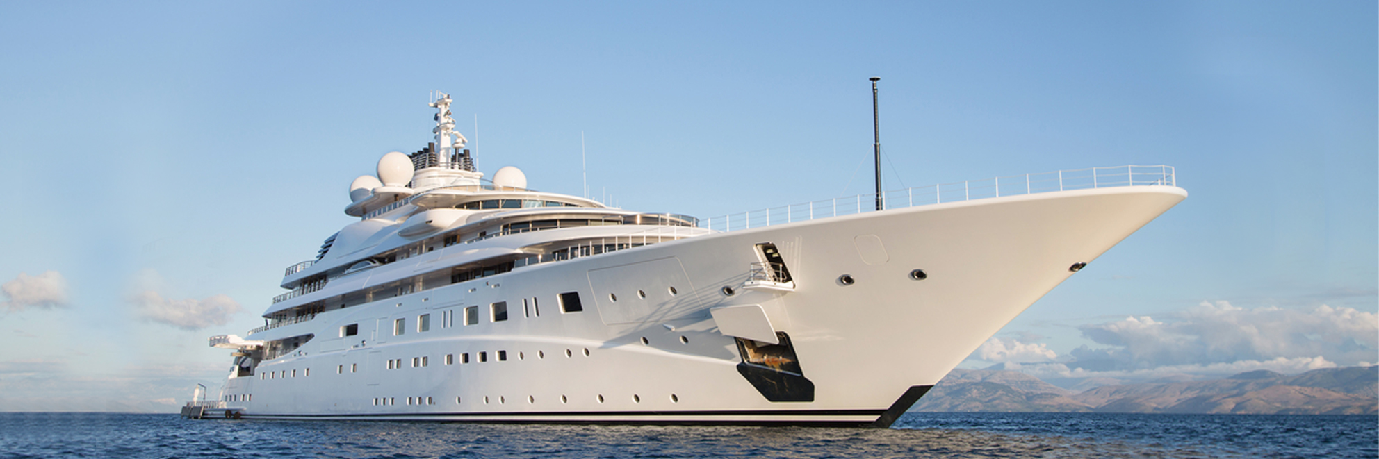 Copy of Yacht
