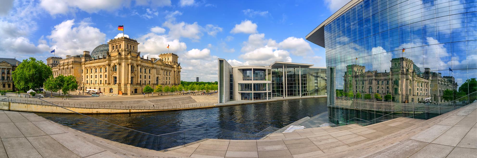 Copy of Deutscher Bundestag, Alsenblock, Berlin