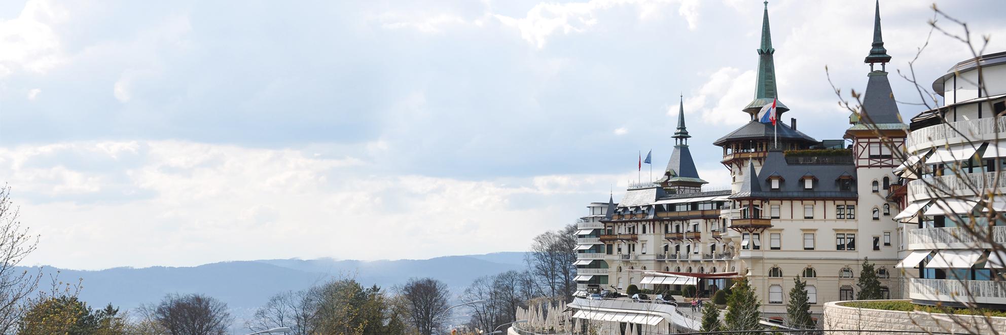 Copy of Hotel Dolder, Zürich