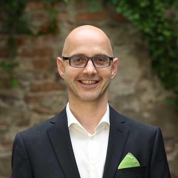 Christian Parzich, Geschäftsführer