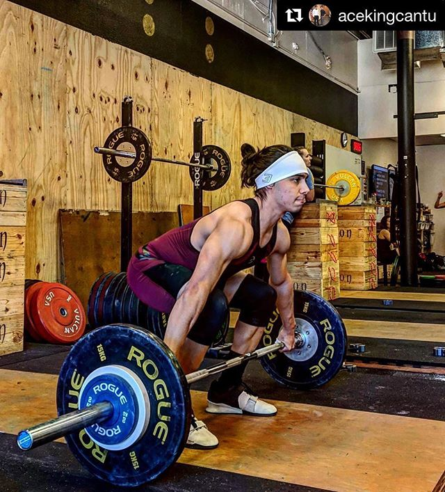 Jacob's getting ready for the Winter Slam & Jam! #northdallasbarbell #Repost @acekingcantu with @get_repost ・・・ Getting ready for my first Oly meet putting in work one day at a time  pc @misfitrightin  #olympiclifting #hustlehard #riseandgrind #headbandgang