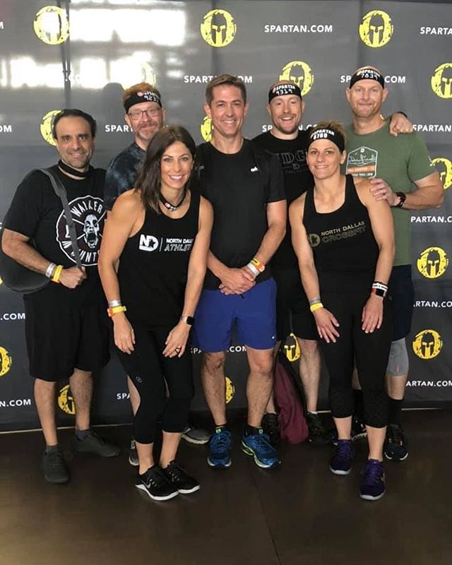 Our stadium Spartans 🏃♀️ 🏃  Great job last weekend guys! #spartanrace