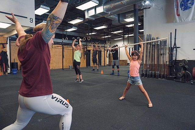 ⭐️ Kids Camp ⭐️ - We're bringing back our Summer Kids camp!  The week of July 15-19, we will have Crossfit Kids @ 3-3:45pm. Cost will be $15 per class or $60 for the week.  Email info@northdallascrossfit.com to sign your kids up!