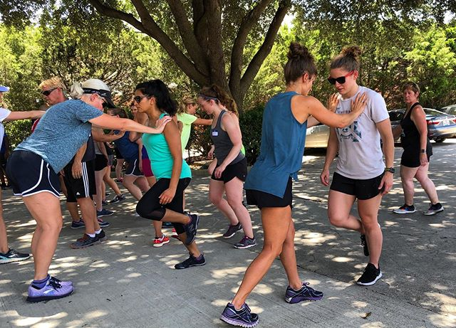Thank you SO much to @runrx for coming out for the running 🏃♀️ seminar.  Everyone seemed to enjoy it and get a ton out of it! #runpainfree