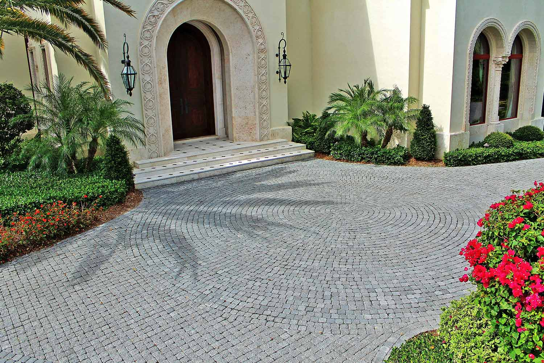 Driveway REsources - Selecting a Brick Paving ContractorPaver Driveway MaterialsPaver PatternsPavers vs. ConcreteInstalling Driveway PaversPermeable Pavers