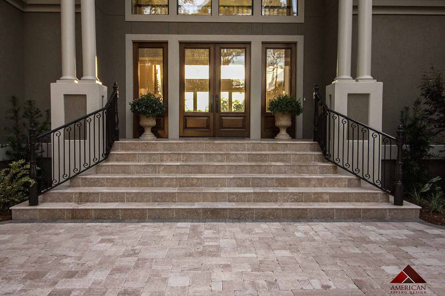 Stone Step Installation Hilton Head Island SC