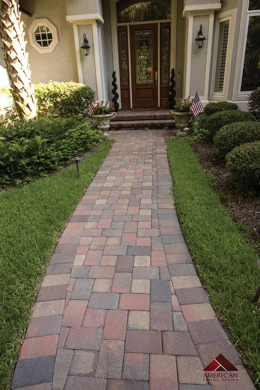 Brick Paver Walkway Installation Hilton Head Island SC