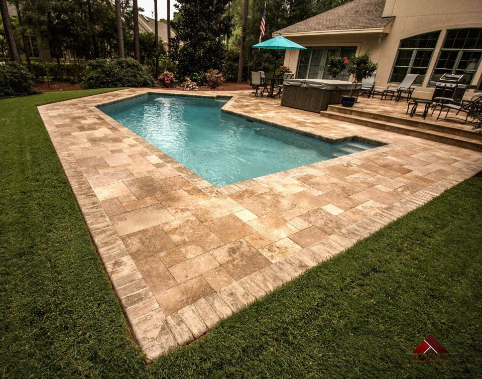 Swimming Pool Paver Contractor Bluffton SC