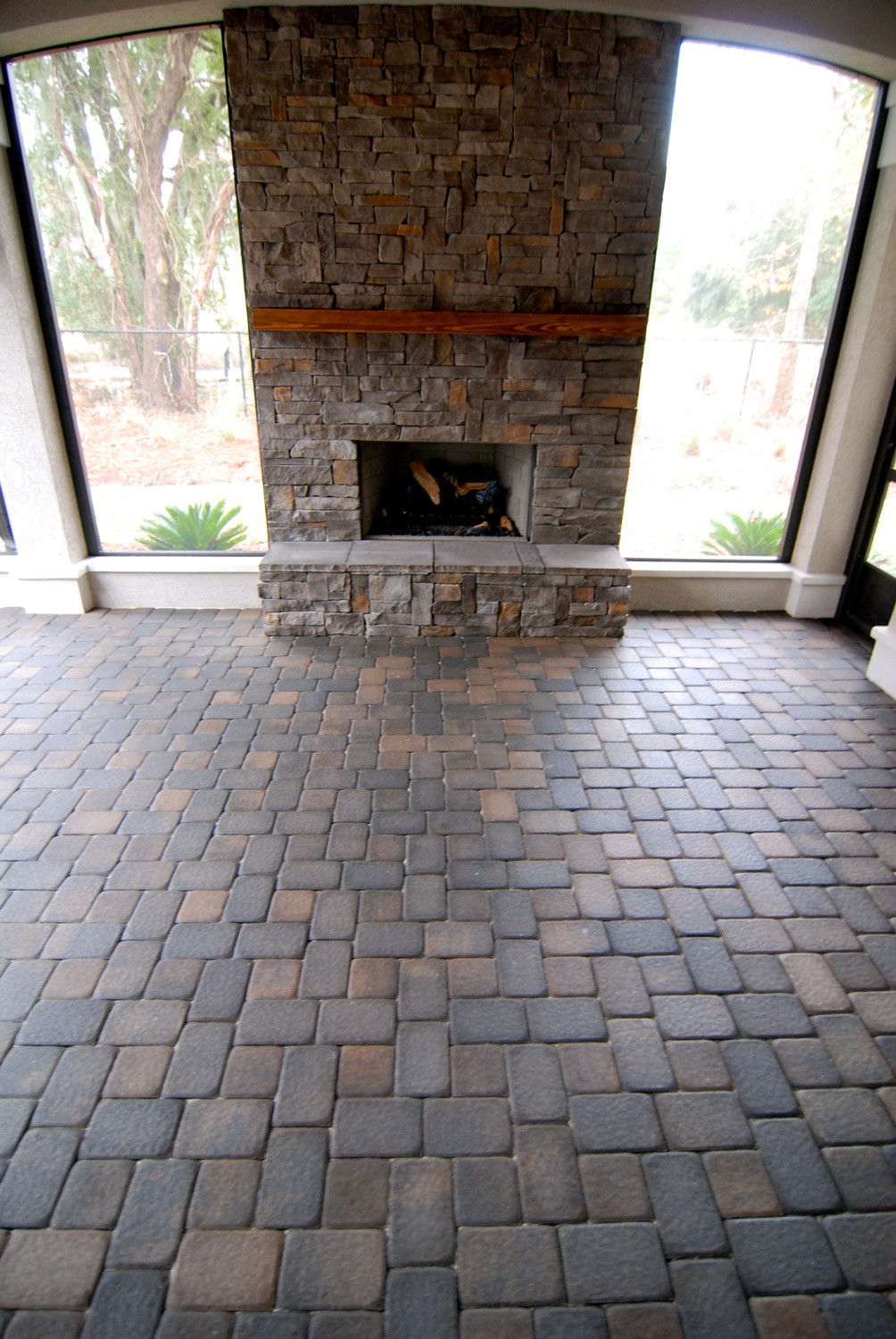 Patio Fireplace Contractors Hilton Head Island SC