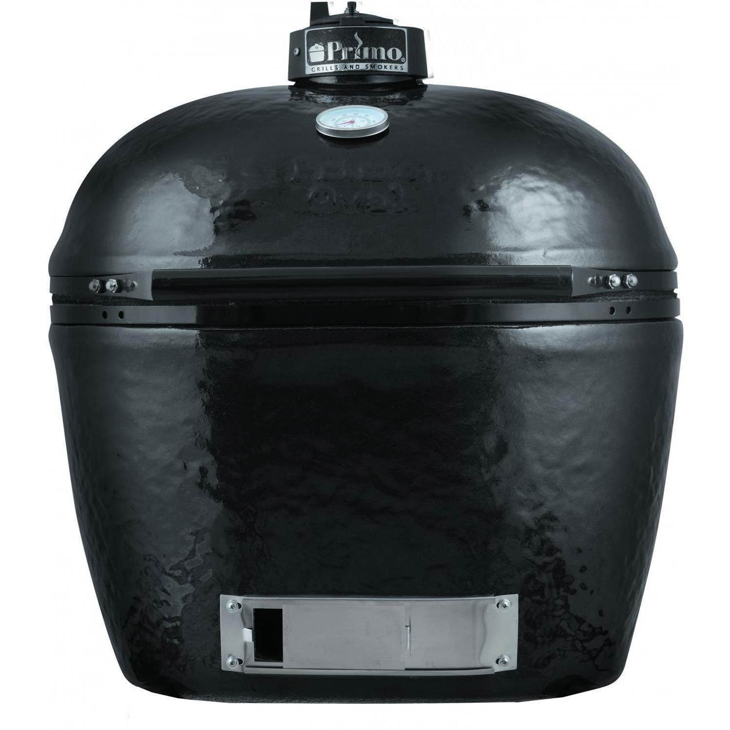 A charcoal grill gives you lots of cooking options!