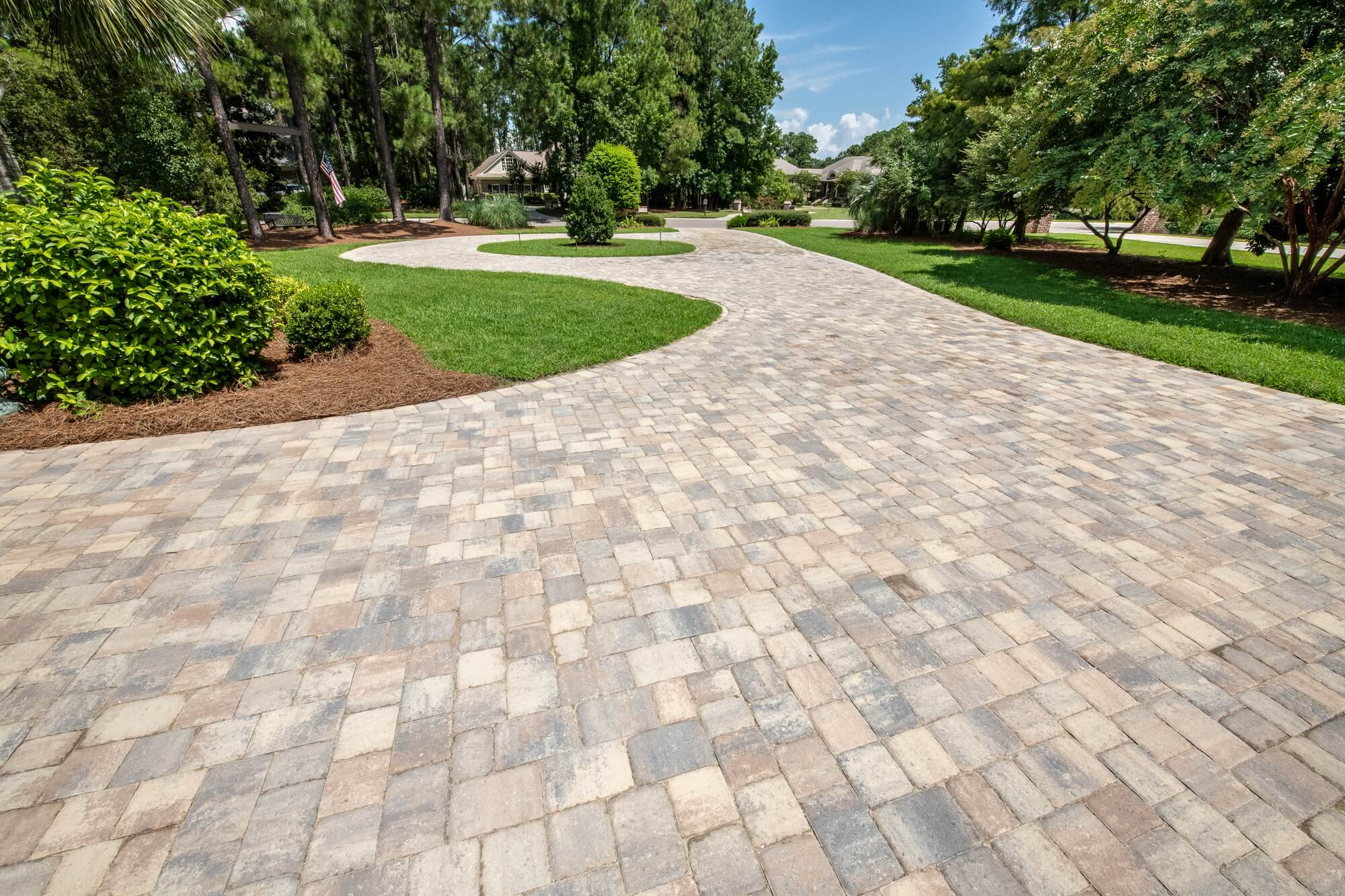 What Is The Cost Of A Paver Driveway Pavers Bluffton Sc