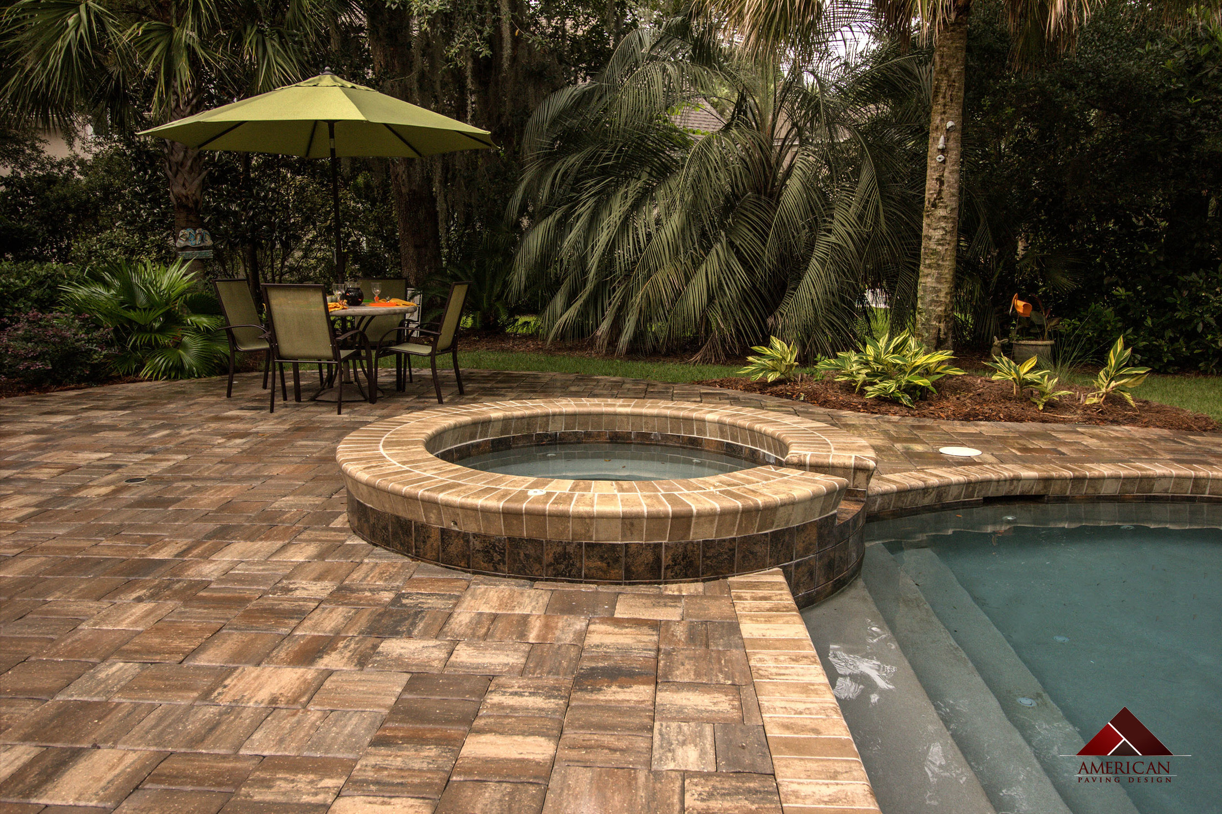 Pool Deck Coping Ideas