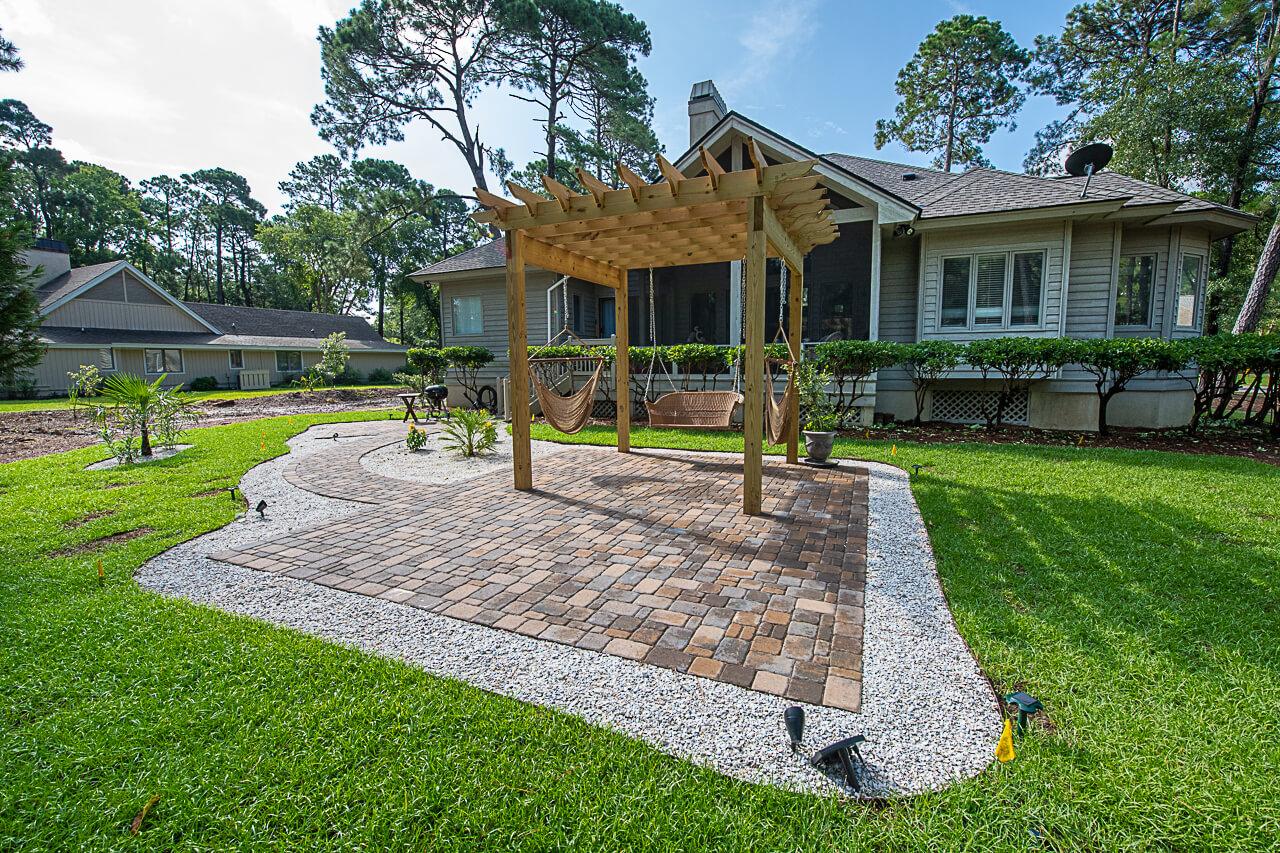 Paver Patio Design & Installation Bluffton, SC