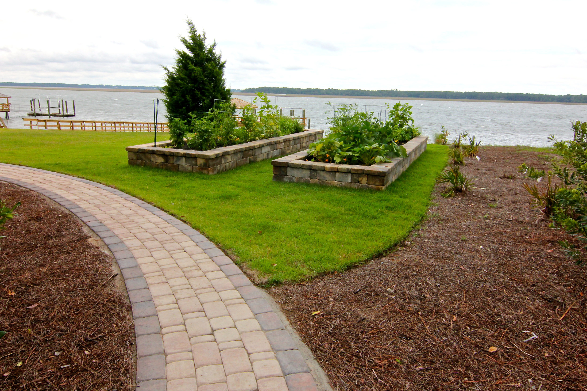 Paver Walkway Installers Bluffton,SC