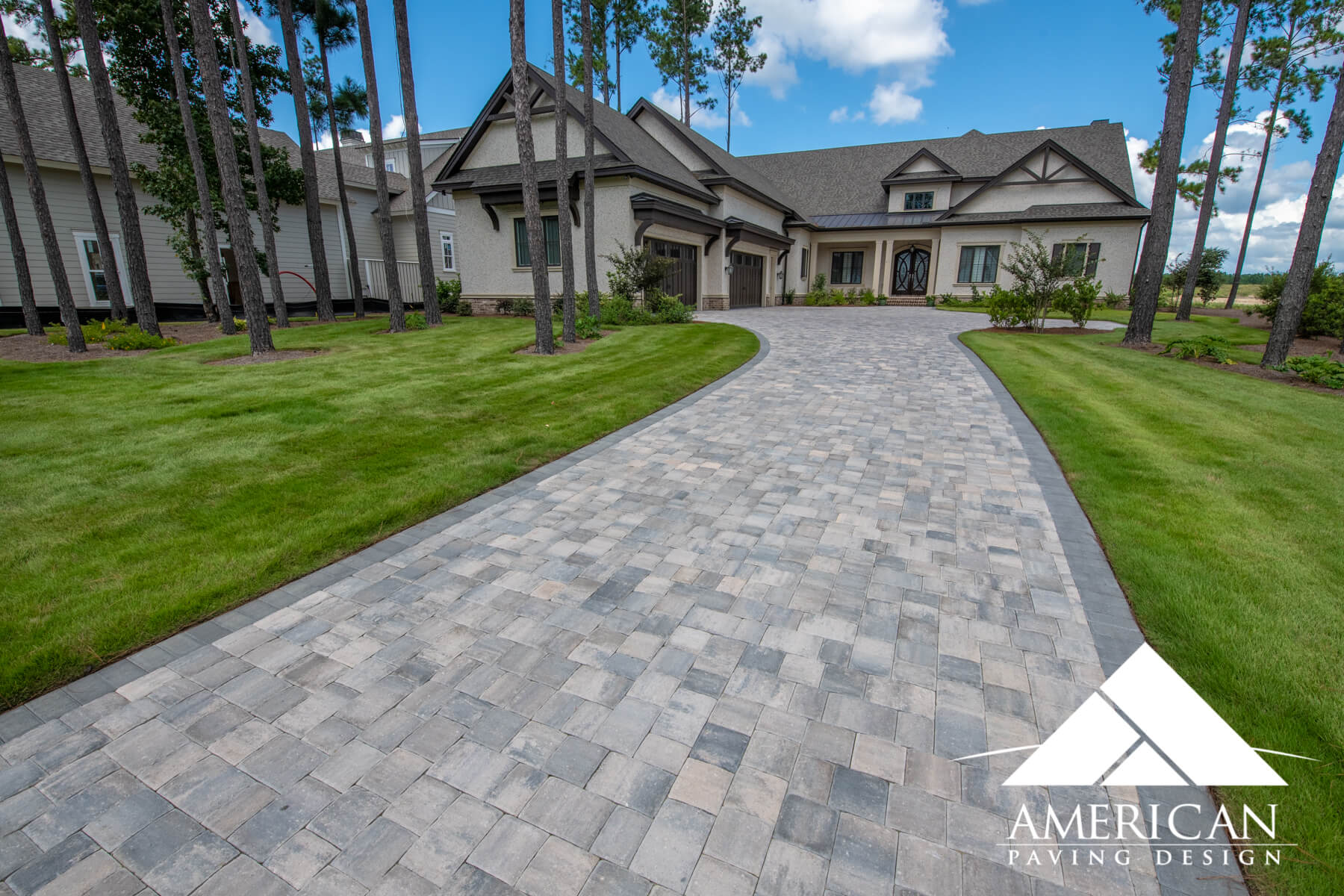 All About Brick Paver Driveway Installation & Design