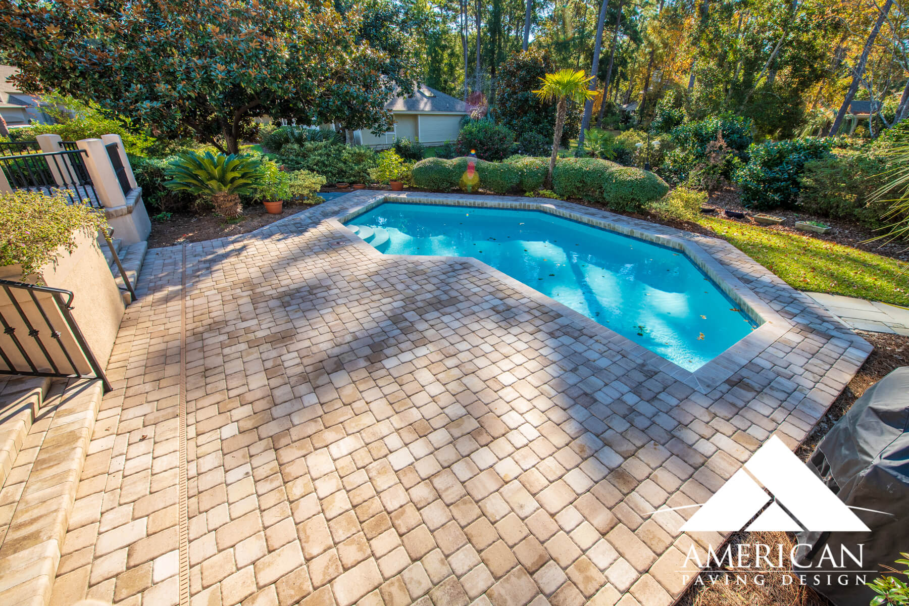 Remodel Pool Deck - Hilton Head Island, SC
