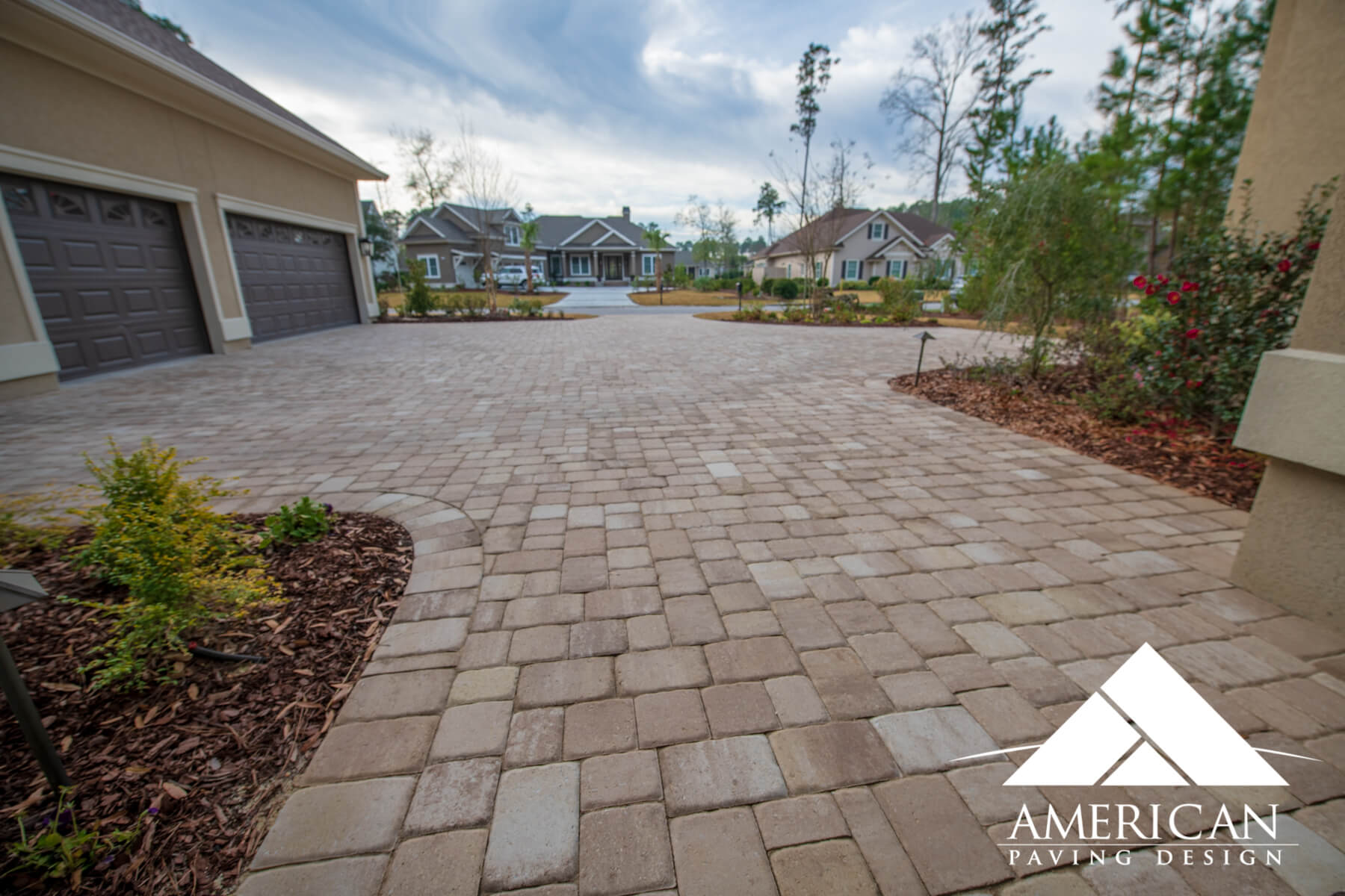 Reduce Repairs and Enhance Curb Appeal - Install A Paver Driveway